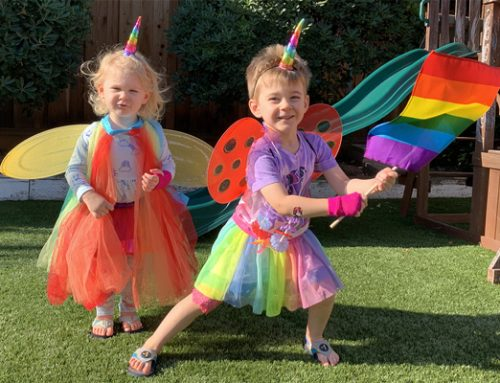 Sharing the Rainbow Symbol: Babies, Pride, and Other Things