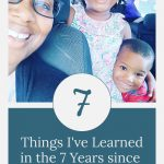 mom with her rainbow babies - 7 Things I've learned in the 7 Years Since my pregnancy losses