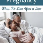 Pregnant couple in bed - Sex and Pregnancy: What It's Like After a Loss
