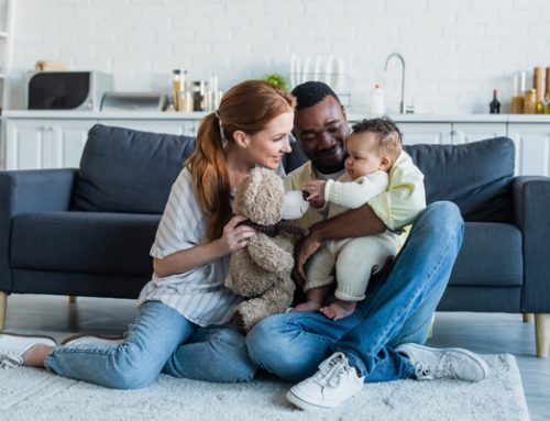 Parenting After Loss: Making Space for Both Babies