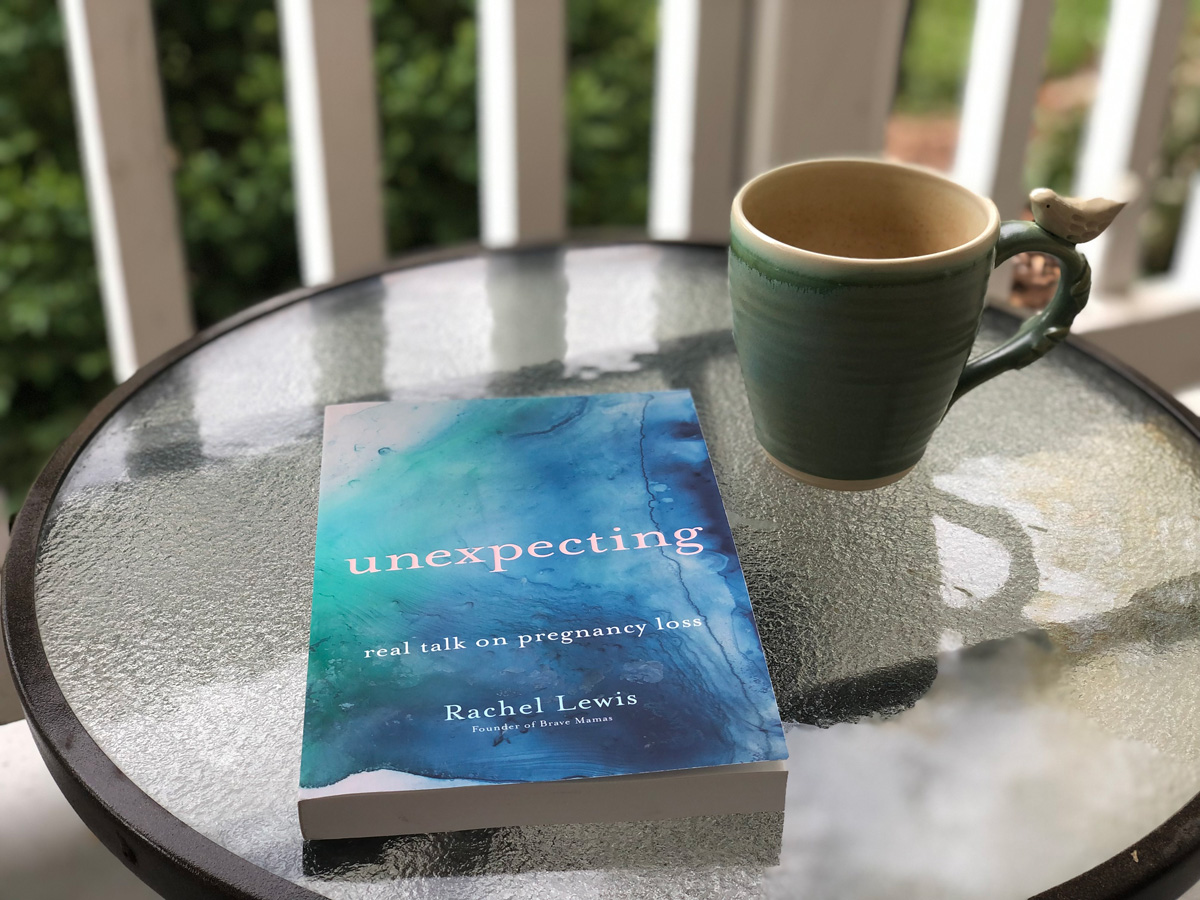 Book Review of Unexpecting: Real Talk on Pregnancy Loss by Rachel Lewis