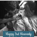 "Theodore ""Teddy"" Russell Michalski - Teddy's 3rd Heavenly Birthday"